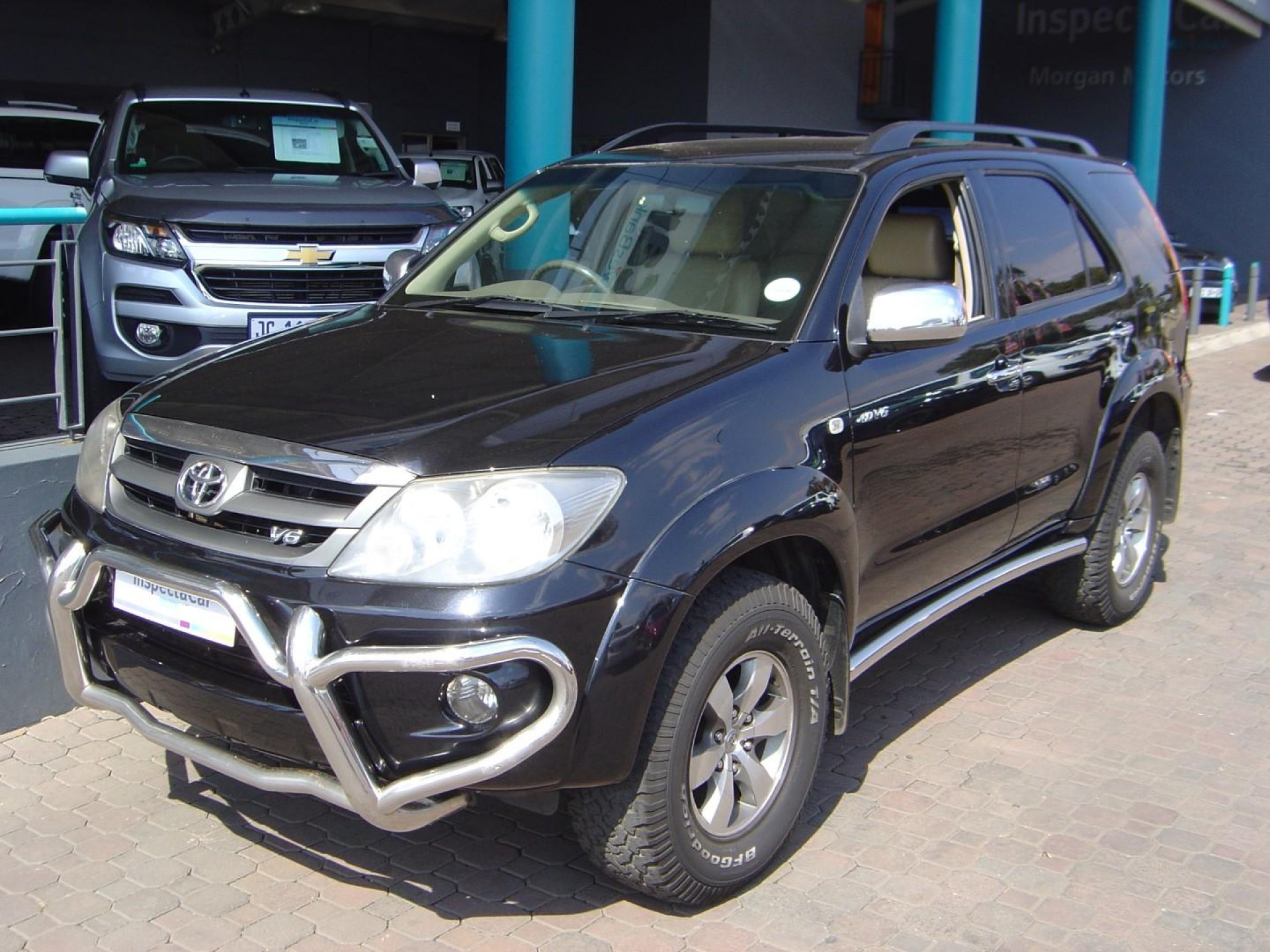 Buy 2008 Toyota Fortuner 4 0 V6 A/t 4x4 - for sale In